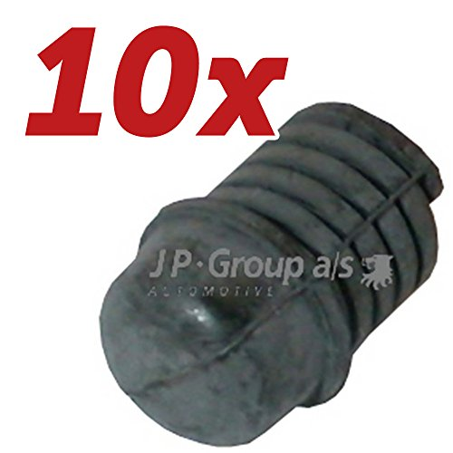 10x JP Group Puffer, Motorhaube
