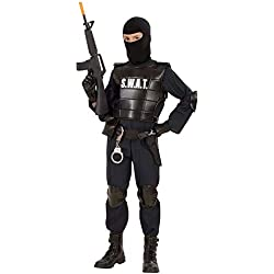 WIDMANN Niños Disfraz S.W.A.T. Officer