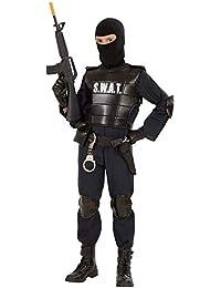 Aptafêtes - Costume - Commando d'Elite Swat