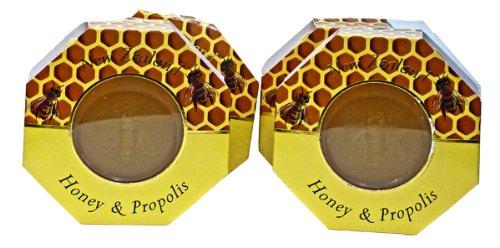 Parrs+Skincare Manuka Honey and Propolis Soap Set of Four