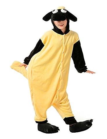 Kigurumi Pyjama Adulte Anime Cosplay Halloween Costume Tenue Sheep Shawn M