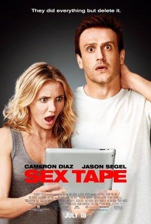 Sex Tape - Cameron Diaz - U.S Movie Wall Art Poster Print - 43cm x 61cm / 17 Inches x 24 Inches A2 (Cameron Diaz Sex Tape)