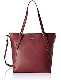 Lavie Bogota Women's Tote Bag (Maroon)