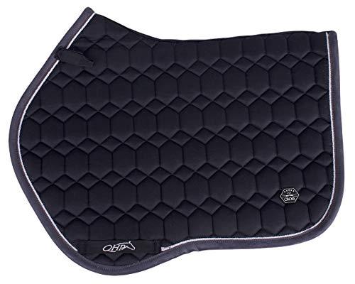 QHP Schabracke Eldorado anatomisch Geformter Rücken Gestepptes Wabenmuster; Q-Cross Line (Warmblut VS, Elegant)