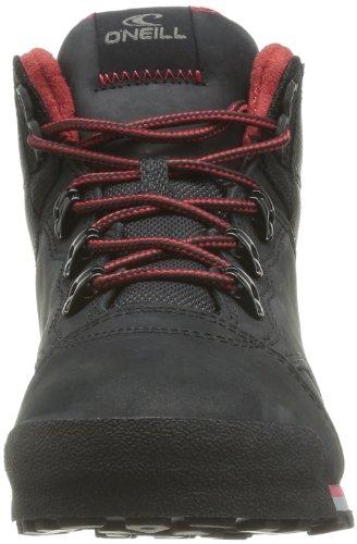 O'Neill Dawn Patrol, Chaussures de sport homme Noir (Black Out/Rust Red)