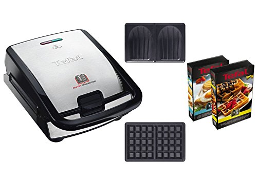 Tefal SW853D12 Snack Collection ...