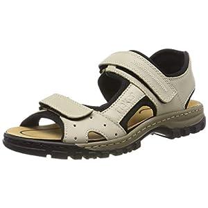 Rieker Herren 25084-60 Geschlossene Sandalen