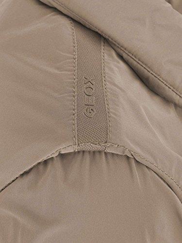 Geox Damen Jacke Woman Jacket Beige