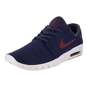 41Ta75bFBSL. SS300  - Nike Men's Stefan Janoski Max Binary Blue/Team RedSneakers - 11.5 D(M) US