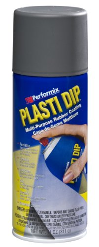 Plasti Dip Sprühfolie Spraydose-325 ml - Original Performix USA - Farbe: gunmetall (Original-spray-farbe)