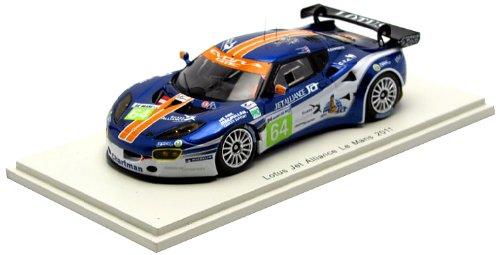 spark-s2208-vehicule-miniature-modele-a-lechelle-lotus-evora-le-mans-2011-echelle-1-43