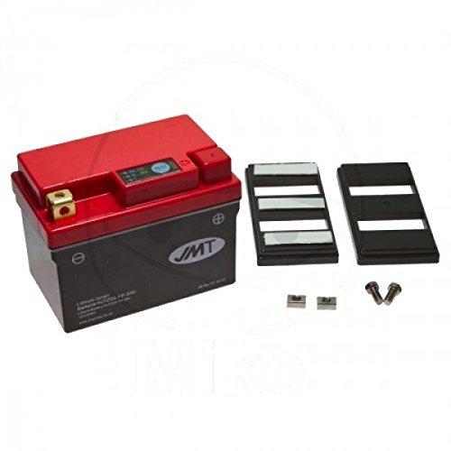 Preisvergleich Produktbild JMT LITHIUM-IONEN Motorrad Batterie 12 Volt YTZ5S,  YTX4L-BS,  YTX5L-BS / LiFePO4 / HJTZ5S-FP passend für Ering RT 50 2T Road Trace,  Bj. 2007 [Preis ist inkl. Batteriepfand]