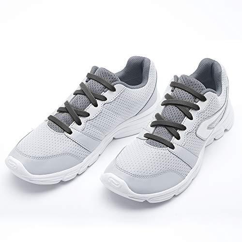 7563f0684d RJ-Sport Elastische Silikon Schnürsenkel flach für Kinder und Erwachsene -  perfekter schleifenloser Schnürbänder Ersatz