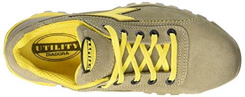 Diadora Unisex-Erwachsene Glove Ii Low S1p Hro Arbeitsschuhe Grau (Grigio Roccia Lunare)