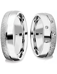 Suchergebnis auf Amazon für Zirkonia Ringe Herren Schmuck