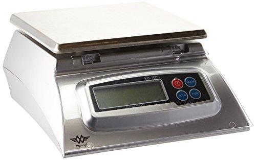 Bilancia da cucina My Weigh KD7000Argento