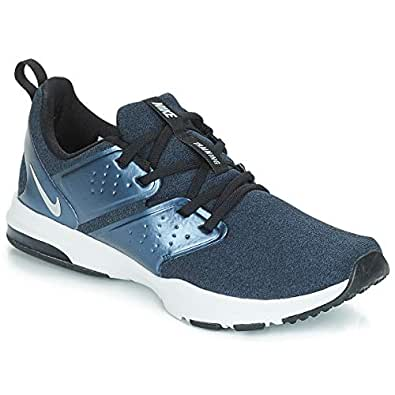 Buy Nike Women's WMNS Air Bella Tr PRM Black/MTLC SIL Multisport