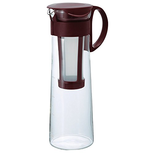 Hario Cold Brew Coffee Pot Brown 1000ml MCPN-14CBR