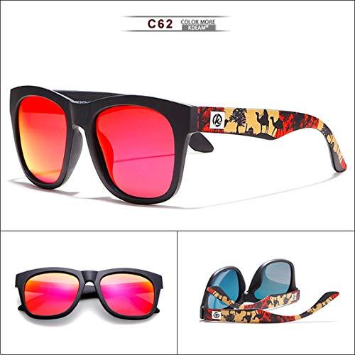 Polarisierte Sonnenbrille mit UV-Schutz Persönlichkeit Druck Polarisierte Sport Sonnenbrille Für Männer Frauen Fahren Radfahren Angeln Baseball Golf. Superleichtes Rahmen-Fischen, das Golf fährt