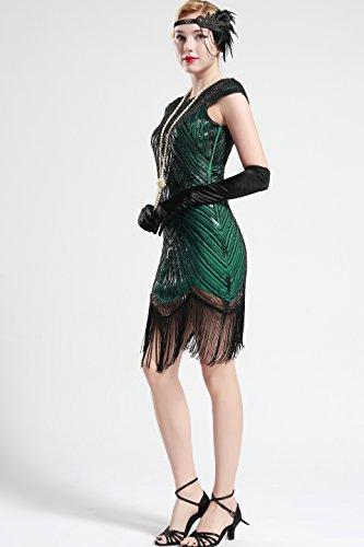 timeless design a1306 d4ab1 Babeyond Fascia Anni 20 Gatsby...