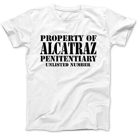 Alcatraz As Worn By Debbie Harry T-Shirt 100% Premium Cotton