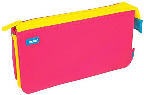 Milan 081133CMP Capsule Mix Estuches, 22 cm, Multicolor