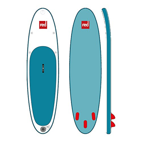 Red Paddle Co ISUP Set 10.6′ inkl. Paddel Familienboard… | 00640901897837