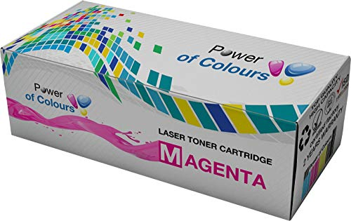 TOP QUALITAT Kompatible Magenta Laser Toner Cartridge fur DELL Drucker 5100 5100cn -