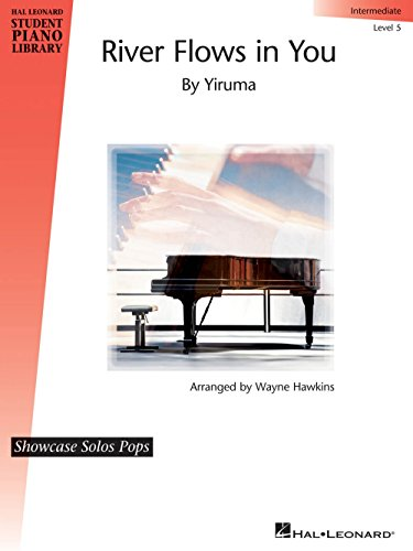 River Flows in You by Yiruma (Hal Leonard Student Piano Library)