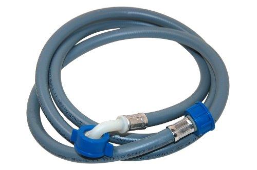 Ariston c00112667 Machine à laver Accessoires/Eau tuyaux/Creda Electra Fagor Gorenje Hotpoint Indesit Machine à laver Tuyau de remplissage Cold Blue 2 m