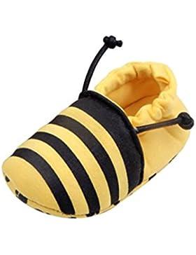 URSING Unisex Schön Kleinkind Kleinkind -Schuhe Erste Wanderer Baby Schuhe runder Kopf Weiche Hausschuhe Schuhe...