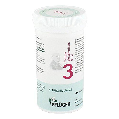 Biochemie Pflüger 3 Ferru 400 stk
