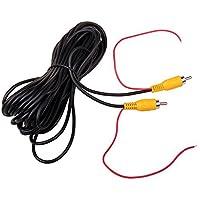Cable RCA de HitCar para cámara trasera de asistencia de aparcamiento para coche, con cable de detección, 10 m