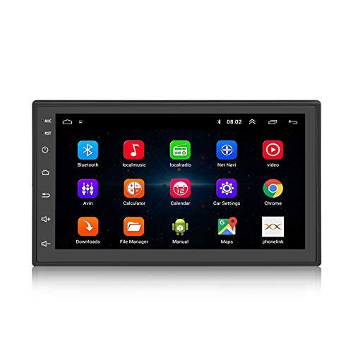 KKXXX S6 Android 2 DIN Car Stereo 1 GB de RAM 16...
