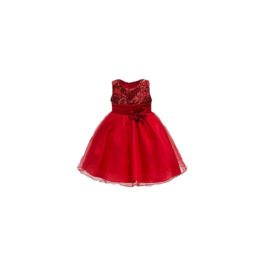 f9c4726fdaaf AP Boutique Baby Girl Frocks Birthday Party Wear Dresses Girls Fancy ...