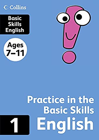 Collins Practice in the Basic Skills – English Book 1