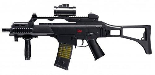 Heckler und Koch Softair Maschinengewehr G36 C Federdruck - von Umarex des Herstellers Heckler & Koch
