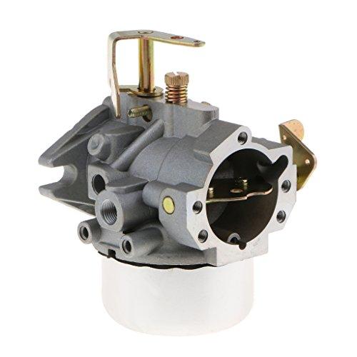 MagiDeal Motorrad Vergaser 26mm für Kohler K241 K301 10hp 12hp Gusseisen Motoren und Kohler 47 853 23-S (Kohler K241-motor)