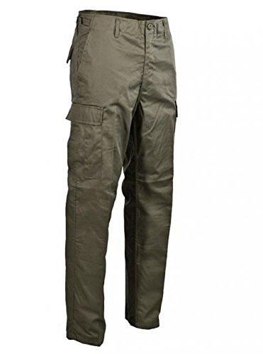 Robuste + Komfortable US Style Rangerhose Freizeithose Kampfhose viele verschiedene Farben XXS-XXXL (XS, Oliv)