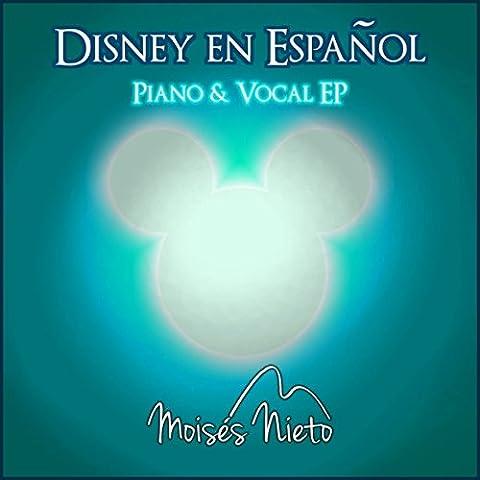 Disney en Español (Piano & Vocal EP)
