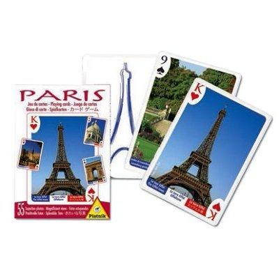 Piatnik 1439Kartenspiel–Paris Souvenir