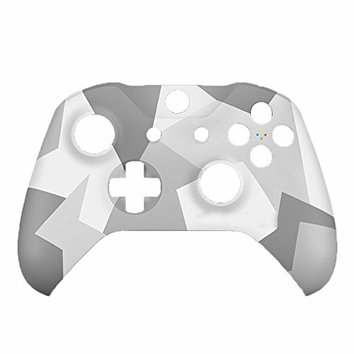 Vorne Oben Shell Gehäuse Fall Faceplate Cover für Xbox One S Slim Controller Fall Faceplate