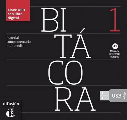Bitácora 1 - La llave USB con libro digital (Ele - Texto Español)