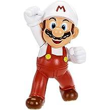 Nintendo Mini Figura (6cm) W2–Fire Mario