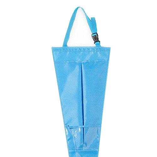 HevaKa Auto impermeabile copertura dell'ombrello - Blu
