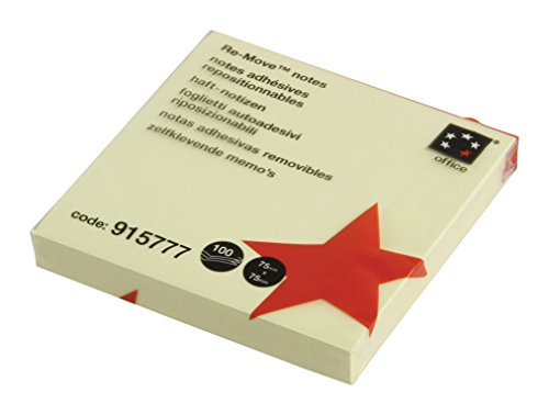 5-star-re-move-notes-repositionable-pad-of-100-sheets-76x76mm-yellow-pack-of-12
