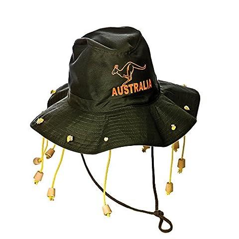 Australian Hat Fancy Dress Accessory (Australian Outback Kostüm)