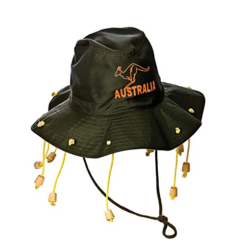 Ideen Kostüm Celebrity - Australian Hat Fancy Dress Accessory