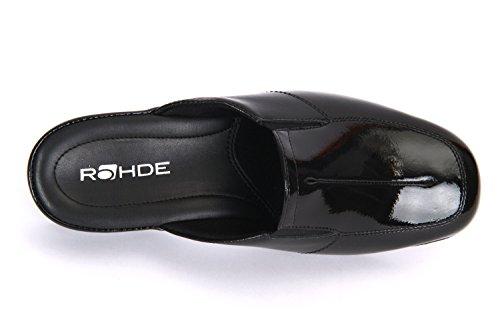 Rohde 6142, Chausson Femme Noir (noir)