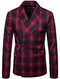 M Abbigliamento scozzese Uomo it giacca Amazon nwC1A7q0U0